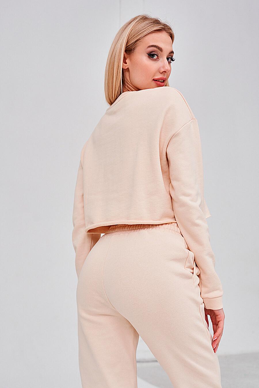 Свитшот для женщин VITTORIA VICCI 334940 купить оптом от производителя. Совместная покупка женской одежды в OptMoyo