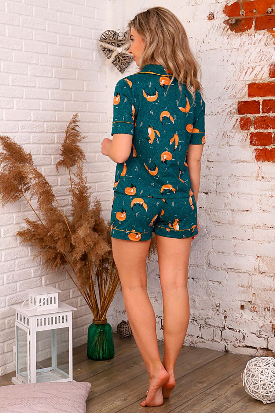 Костюм (Шорты+Рубашка) СОФИЯ37 (335061), купить в Moyo.moda
