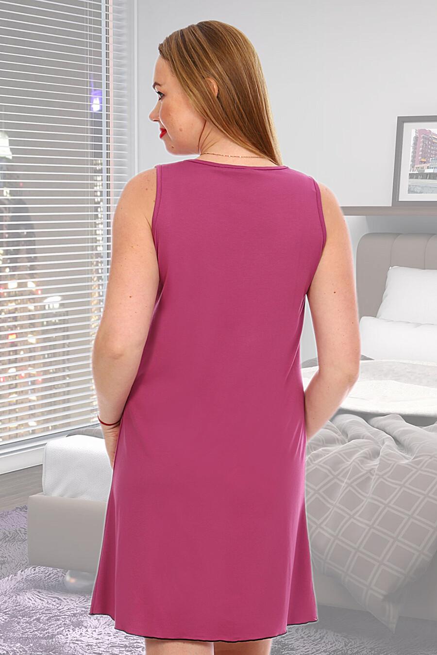 Сорочка 6358 для женщин НАТАЛИ 348393 купить оптом от производителя. Совместная покупка женской одежды в OptMoyo