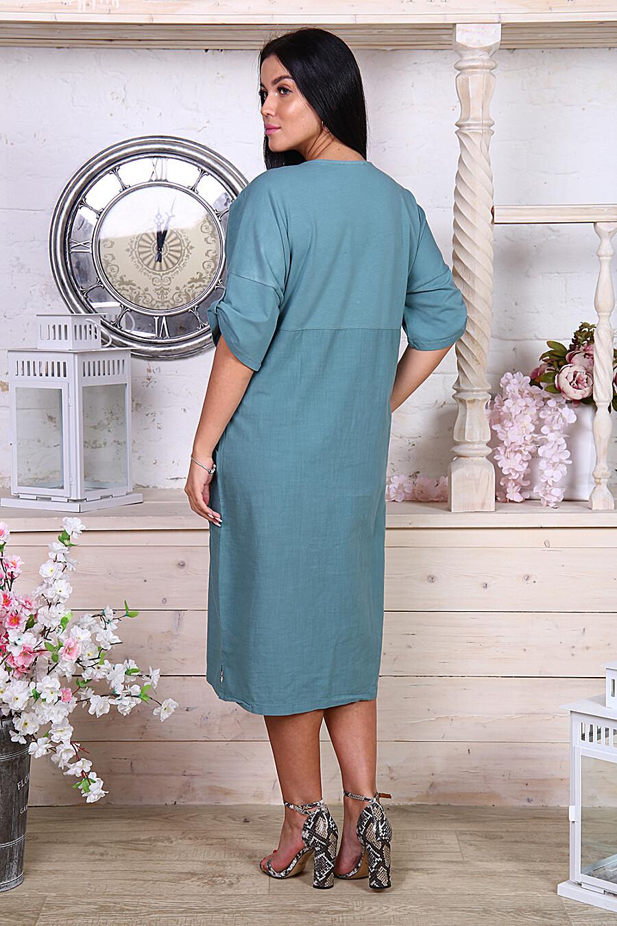 Платье 22180 для женщин НАТАЛИ 348395 купить оптом от производителя. Совместная покупка женской одежды в OptMoyo