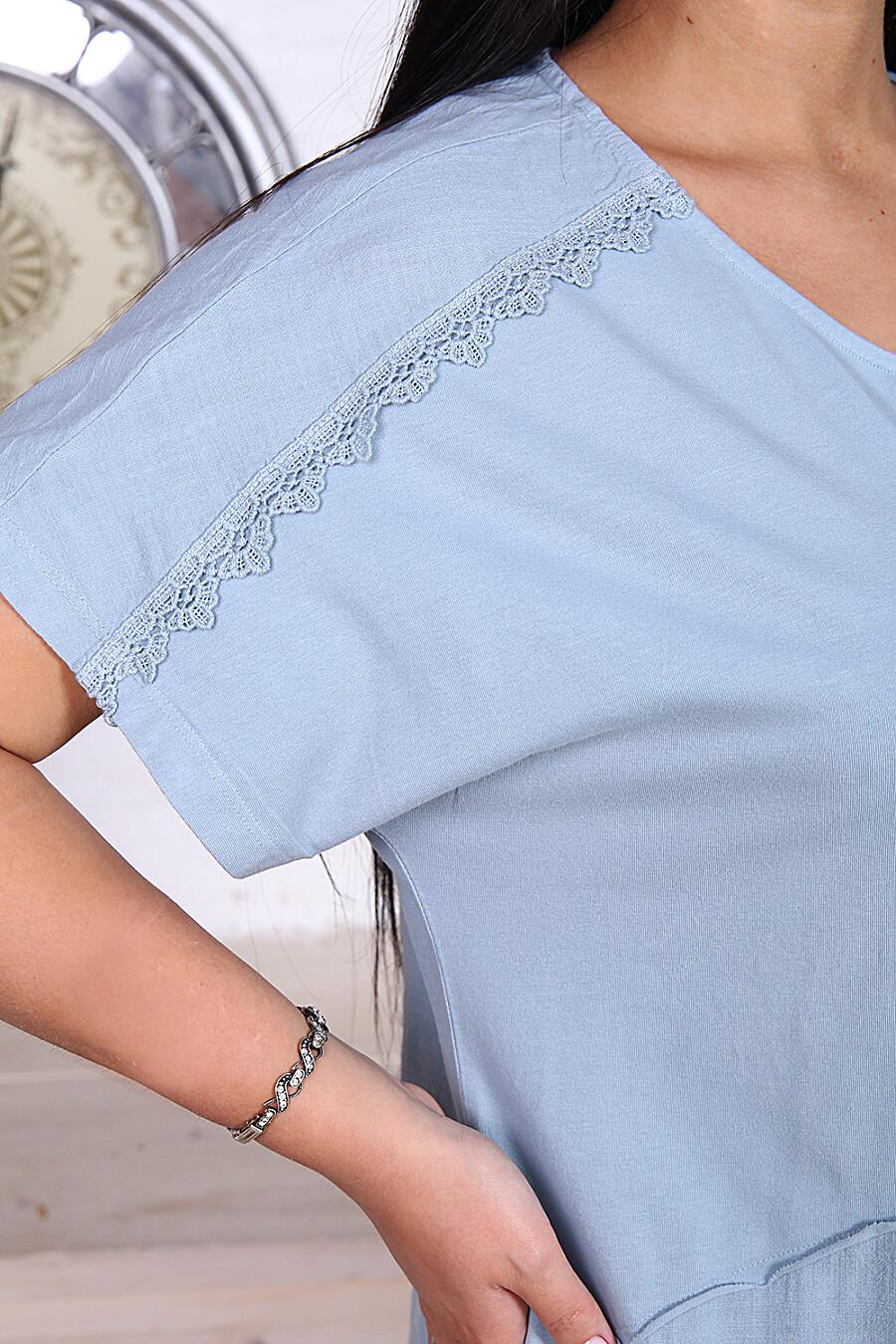 Платье 22178 для женщин НАТАЛИ 348405 купить оптом от производителя. Совместная покупка женской одежды в OptMoyo