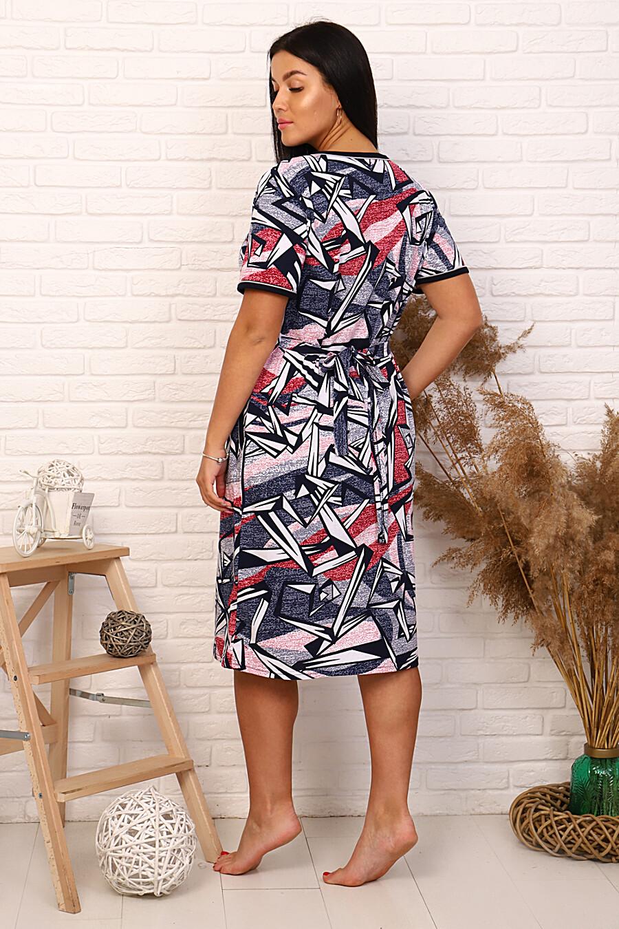 Халат 5636 для женщин НАТАЛИ 348426 купить оптом от производителя. Совместная покупка женской одежды в OptMoyo
