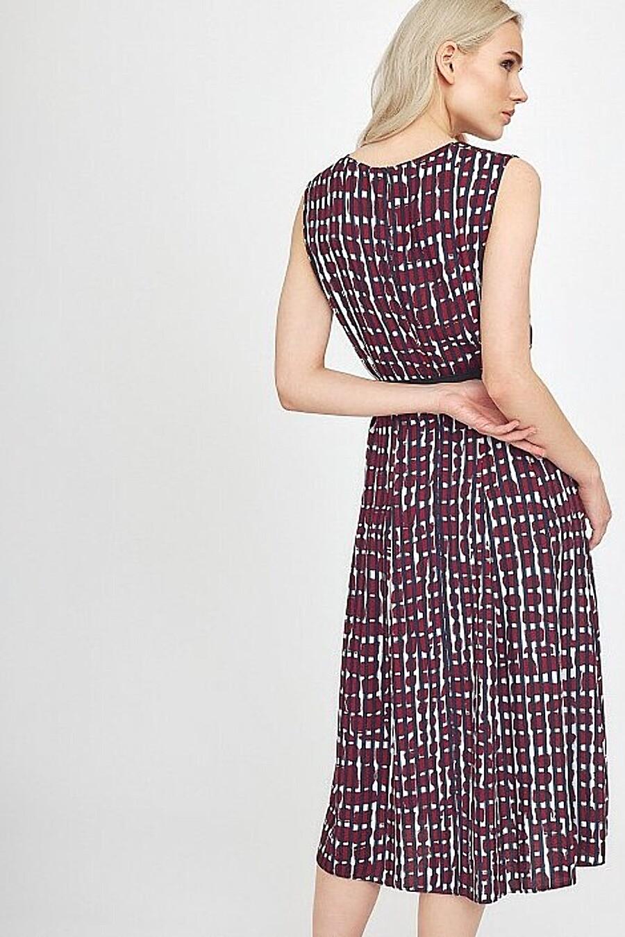 Платье для женщин CALISTA 348446 купить оптом от производителя. Совместная покупка женской одежды в OptMoyo