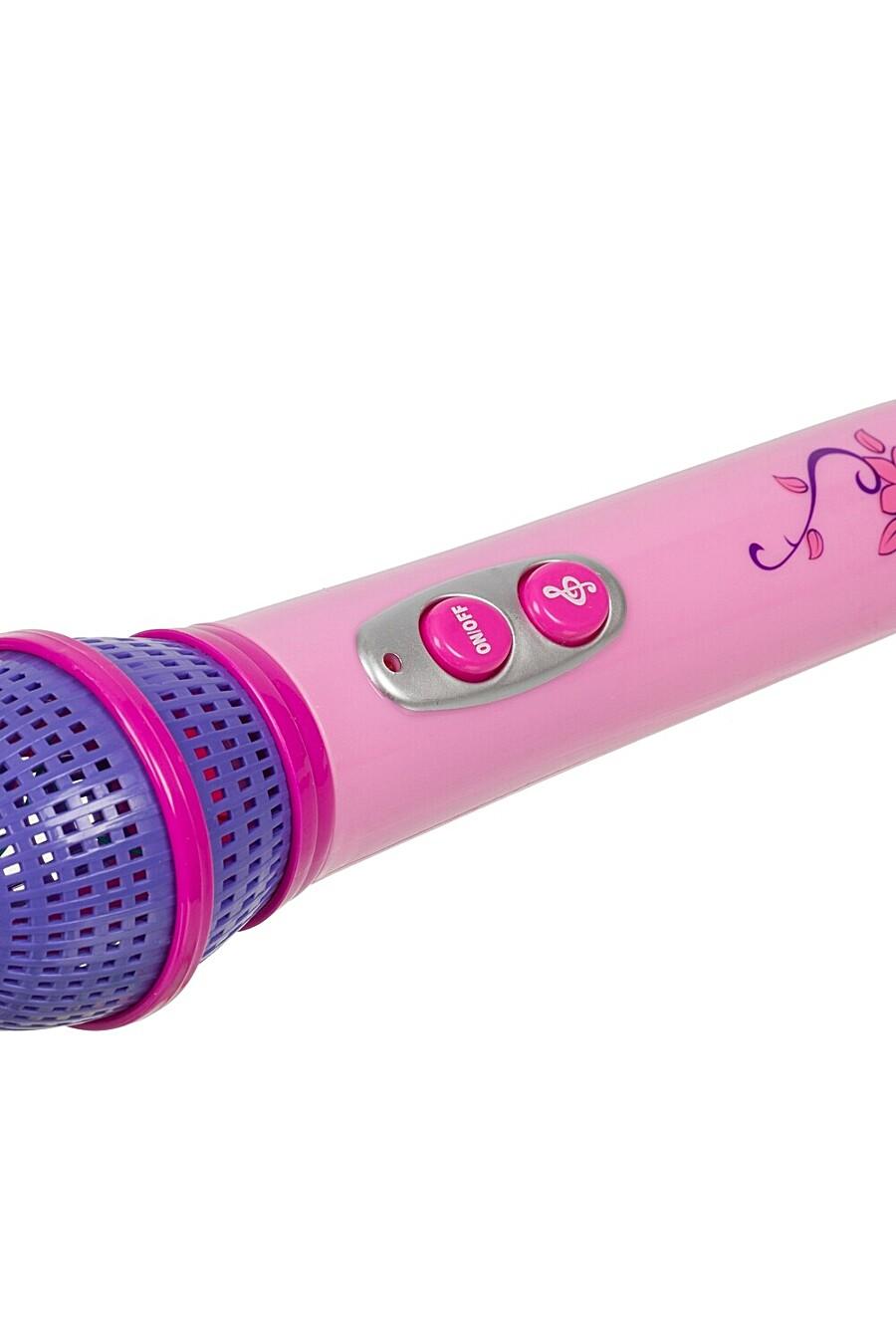Микрофон для детей BONNA 348507 купить оптом от производителя. Совместная покупка игрушек в OptMoyo