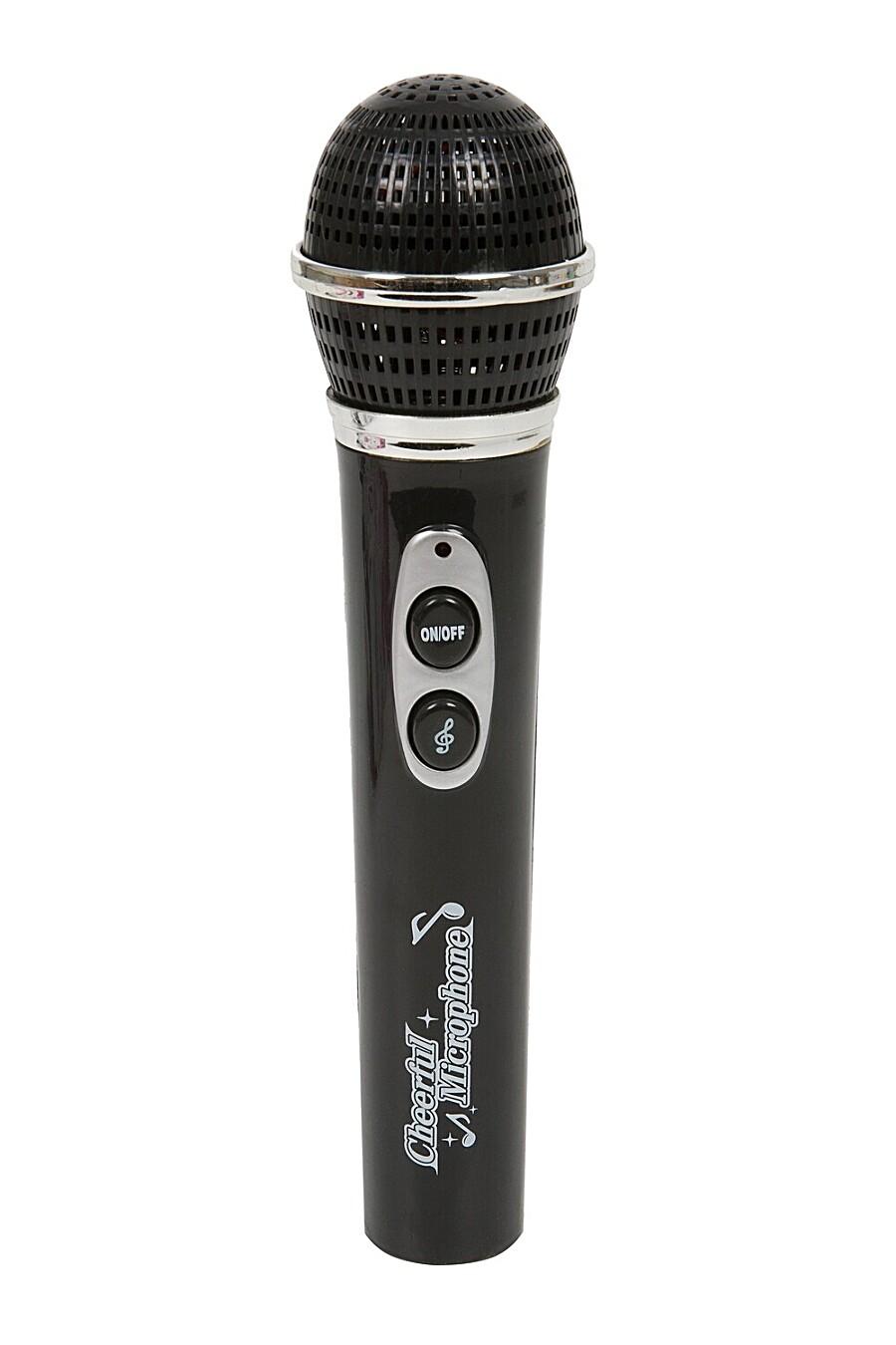 Микрофон для детей BONNA 348509 купить оптом от производителя. Совместная покупка игрушек в OptMoyo