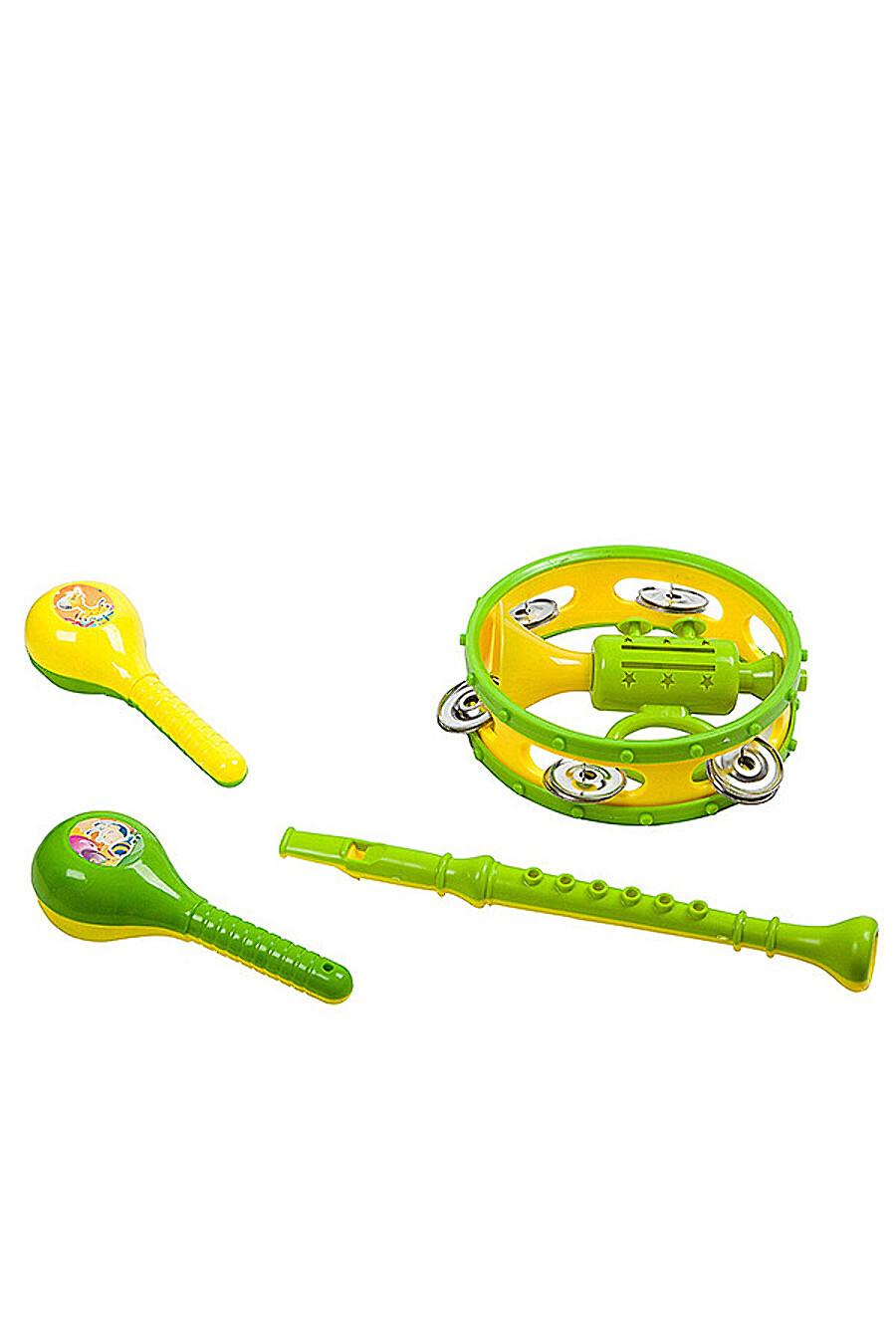 Набор музыкальных инструментов для детей BONNA 348510 купить оптом от производителя. Совместная покупка игрушек в OptMoyo