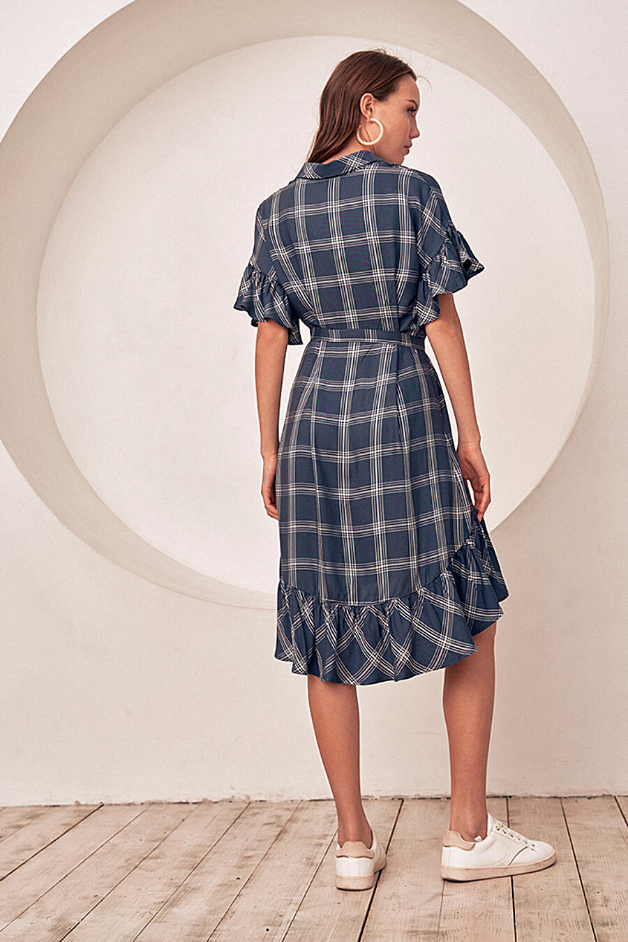 Платье для женщин DELIA 649102 купить оптом от производителя. Совместная покупка женской одежды в OptMoyo