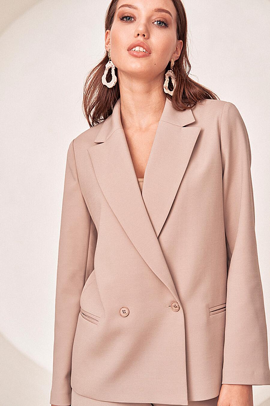 Жакет для женщин DELIA 649112 купить оптом от производителя. Совместная покупка женской одежды в OptMoyo