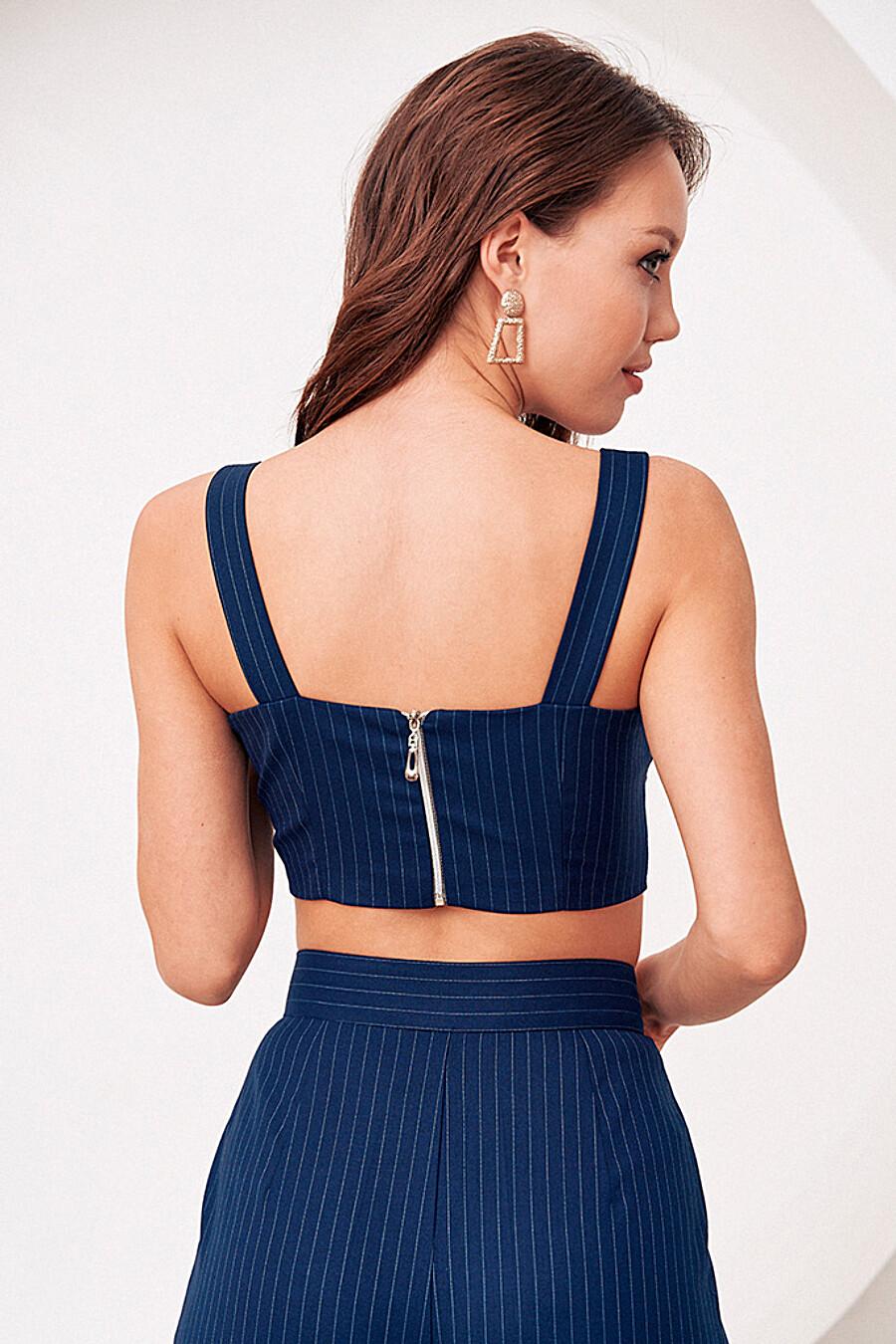 Топ для женщин DELIA 649113 купить оптом от производителя. Совместная покупка женской одежды в OptMoyo
