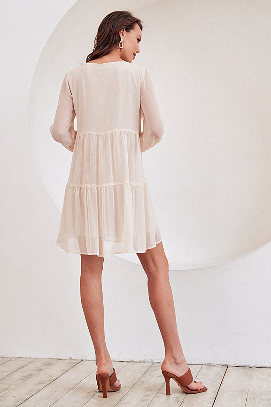 Платье для женщин VITTORIA VICCI 649121 купить оптом от производителя. Совместная покупка женской одежды в OptMoyo