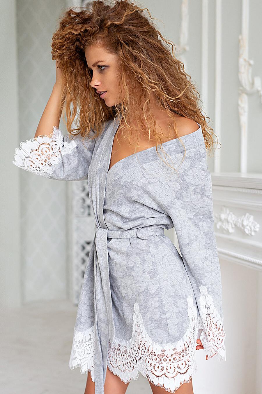 Халат для женщин OPIUM 649174 купить оптом от производителя. Совместная покупка женской одежды в OptMoyo