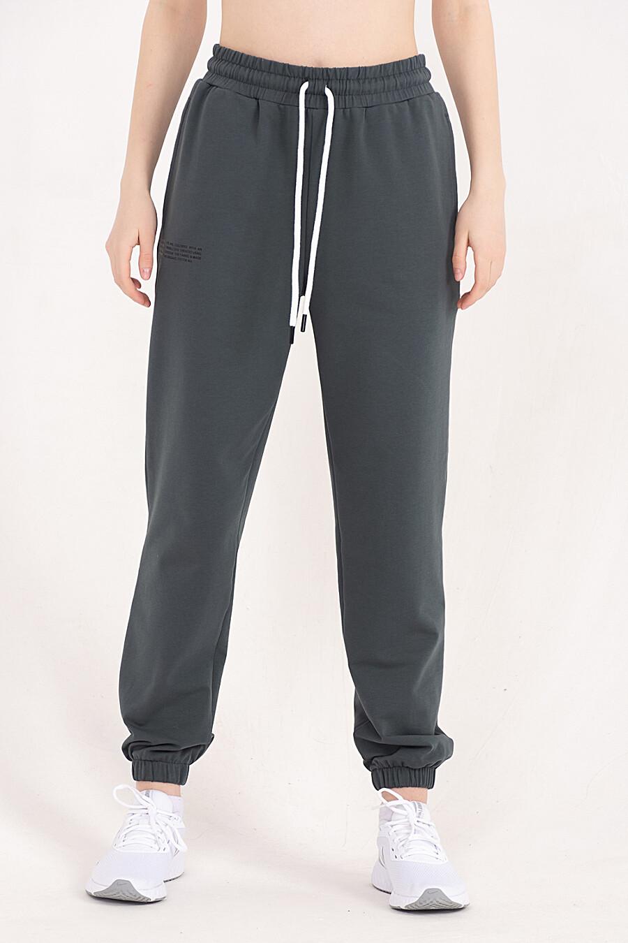 Брюки 16062 для женщин НАТАЛИ 649273 купить оптом от производителя. Совместная покупка женской одежды в OptMoyo