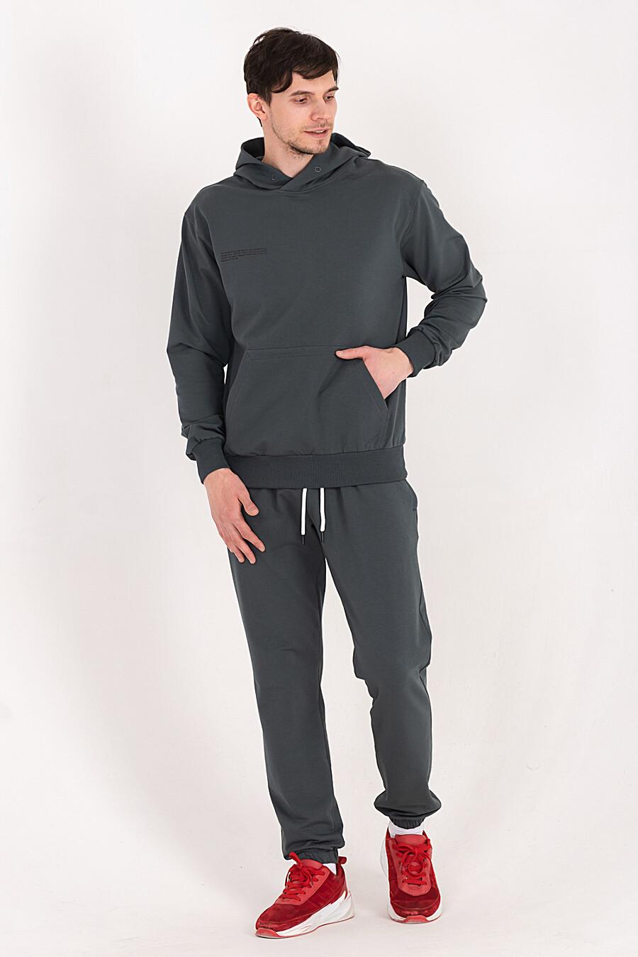 Костюм 16061 для мужчин НАТАЛИ 649277 купить оптом от производителя. Совместная покупка мужской одежды в OptMoyo
