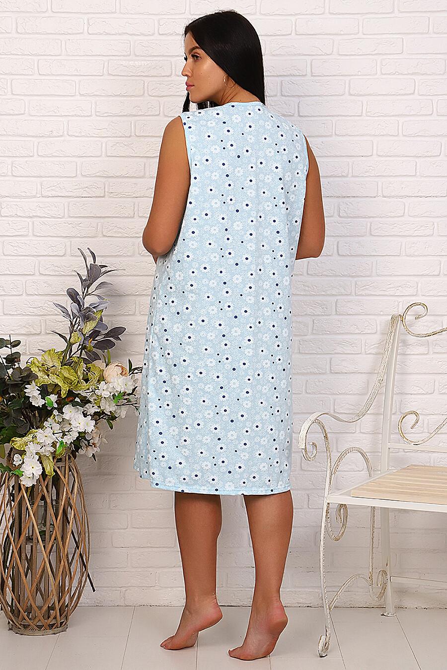 Сорочка 15126 для женщин НАТАЛИ 649334 купить оптом от производителя. Совместная покупка женской одежды в OptMoyo