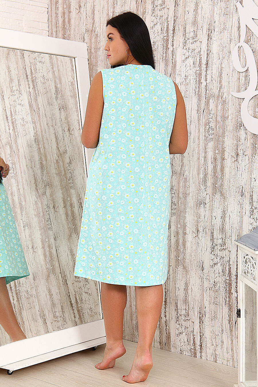 Сорочка 15126 для женщин НАТАЛИ 649335 купить оптом от производителя. Совместная покупка женской одежды в OptMoyo