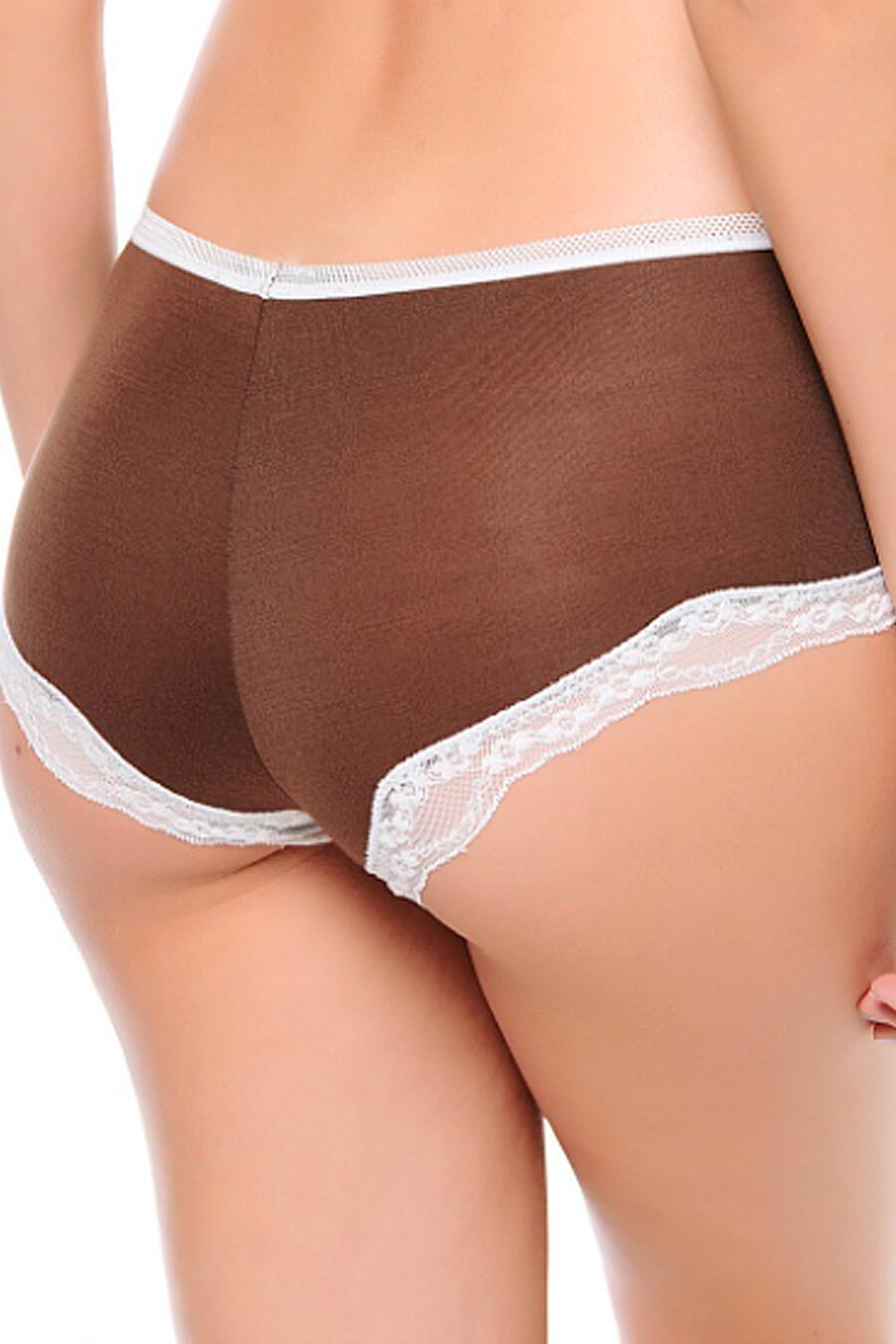 Трусы для женщин OPIUM 649377 купить оптом от производителя. Совместная покупка женской одежды в OptMoyo