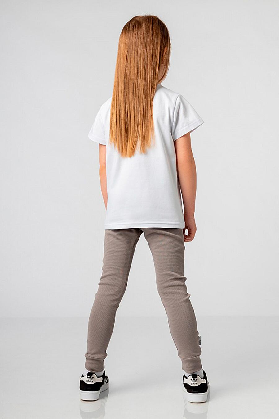 Леггинсы для девочек BODO 649396 купить оптом от производителя. Совместная покупка детской одежды в OptMoyo