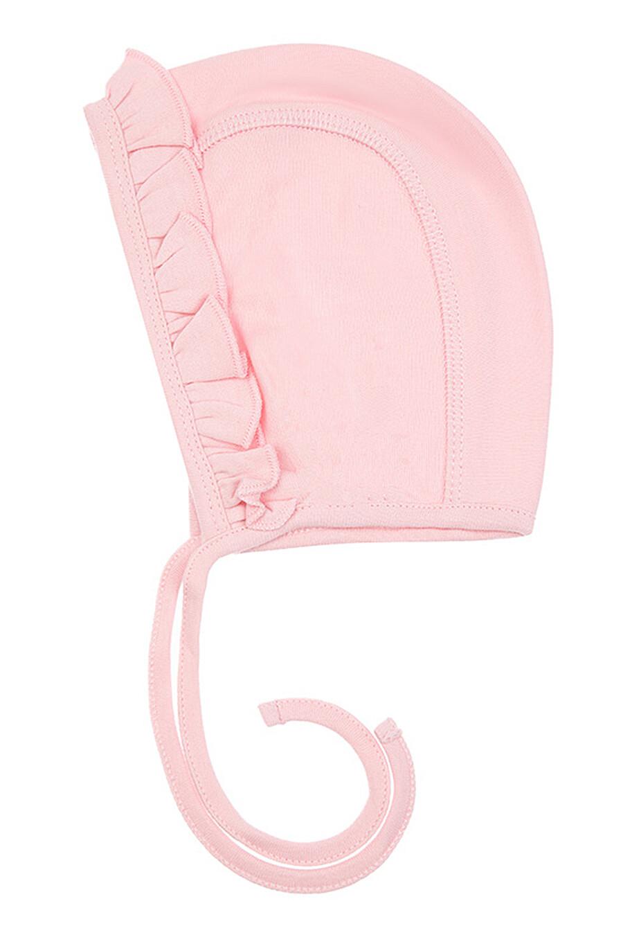 Чепчик 2 шт. для девочек PLAYTODAY 649438 купить оптом от производителя. Совместная покупка детской одежды в OptMoyo