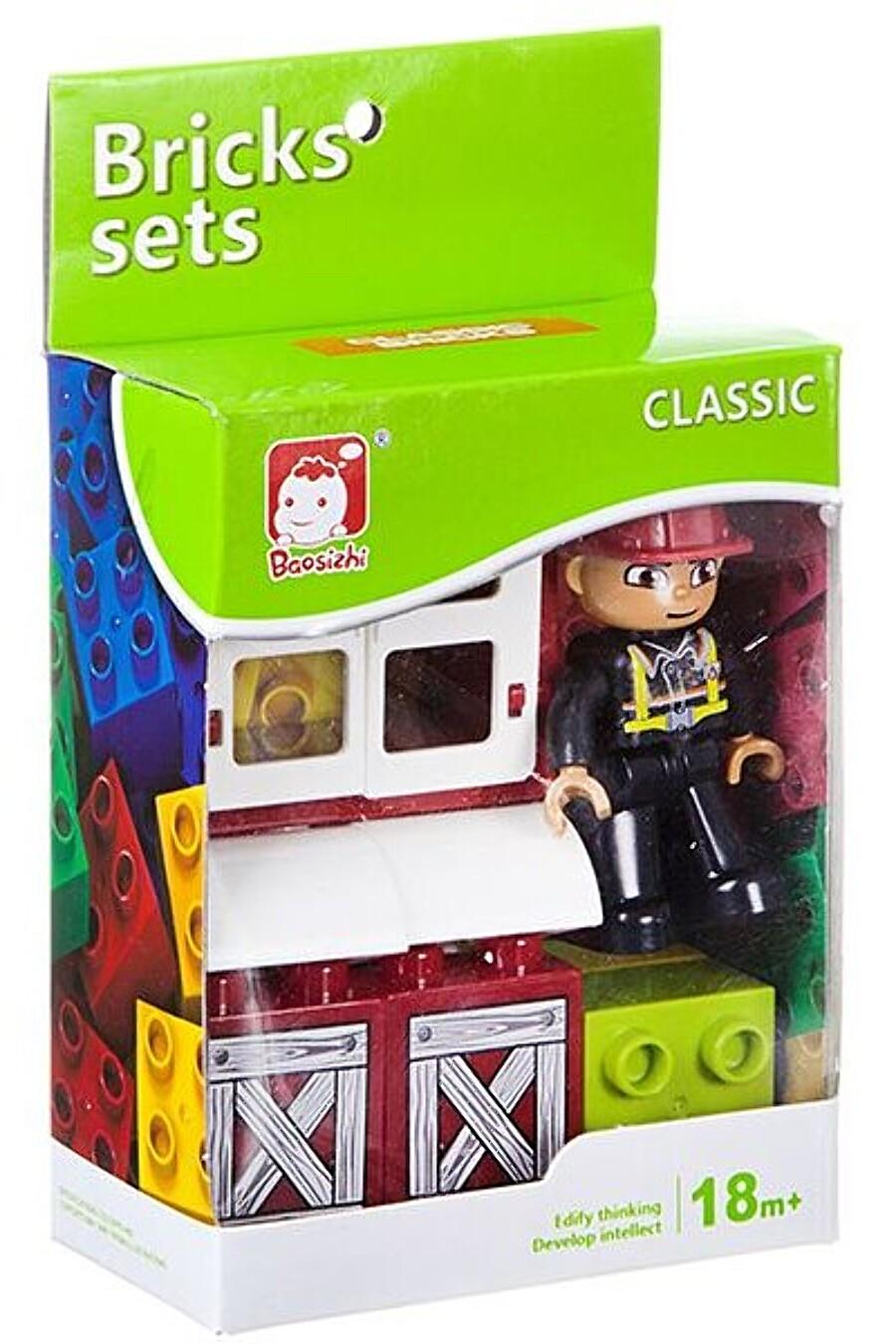 Конструктор для детей BONNA 655247 купить оптом от производителя. Совместная покупка игрушек в OptMoyo