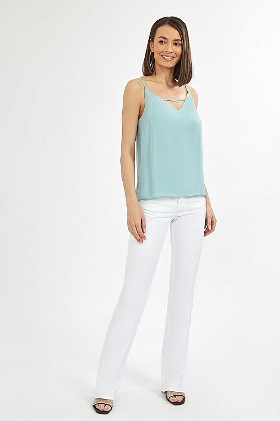 Топ для женщин CALISTA 655298 купить оптом от производителя. Совместная покупка женской одежды в OptMoyo