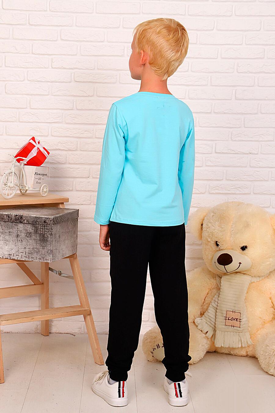 Лонгслив для мальчиков SOFIYA37 667845 купить оптом от производителя. Совместная покупка детской одежды в OptMoyo