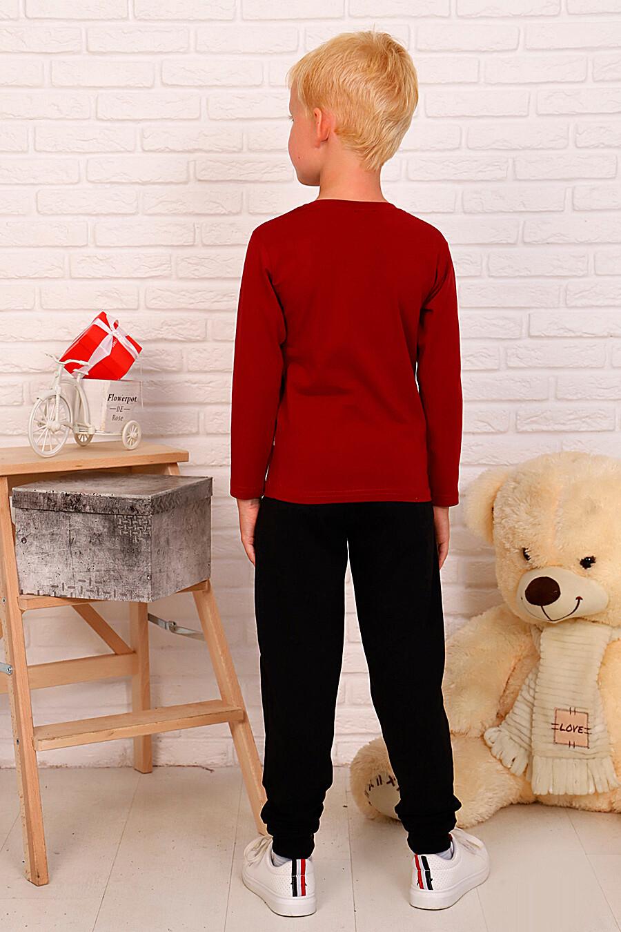 Лонгслив для мальчиков SOFIYA37 667853 купить оптом от производителя. Совместная покупка детской одежды в OptMoyo