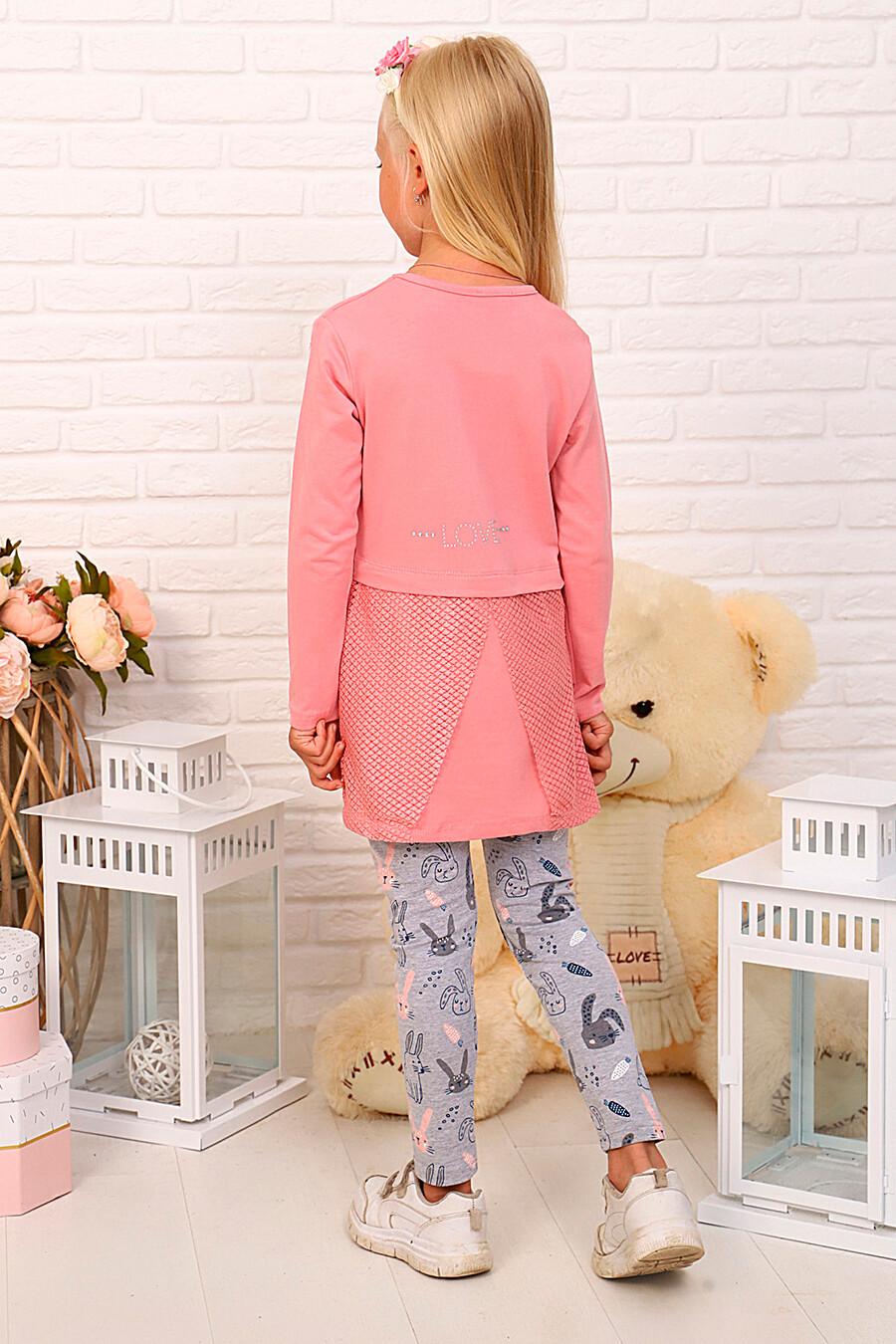 Туника для девочек SOFIYA37 667943 купить оптом от производителя. Совместная покупка детской одежды в OptMoyo