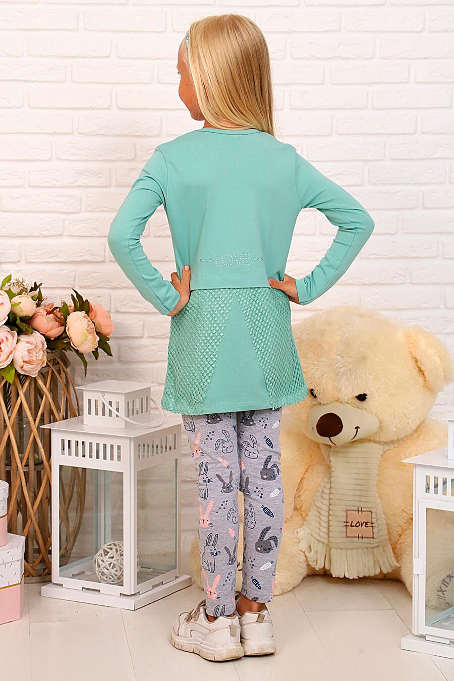 Туника для девочек SOFIYA37 667945 купить оптом от производителя. Совместная покупка детской одежды в OptMoyo