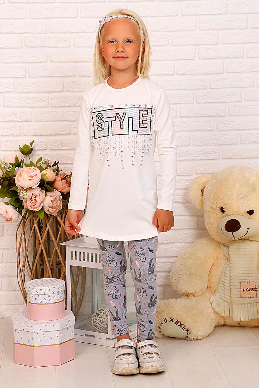 Туника для девочек SOFIYA37 667951 купить оптом от производителя. Совместная покупка детской одежды в OptMoyo
