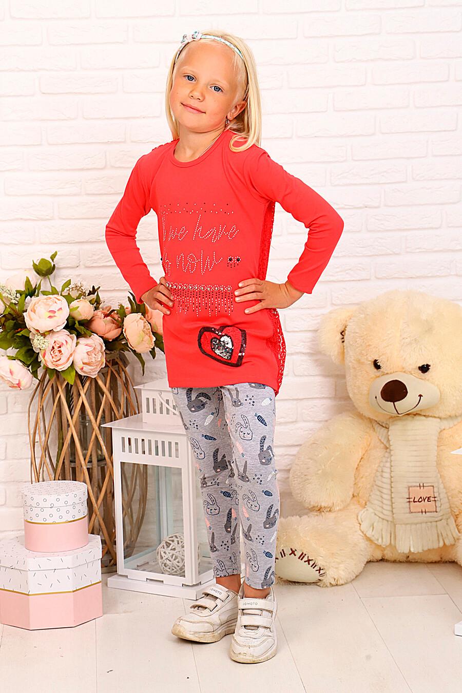 Туника для девочек SOFIYA37 667956 купить оптом от производителя. Совместная покупка детской одежды в OptMoyo