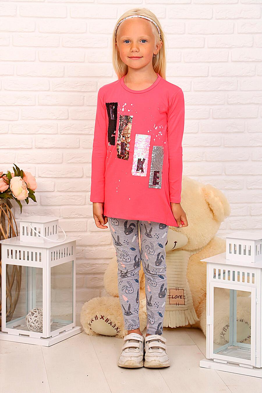 Туника для девочек SOFIYA37 667975 купить оптом от производителя. Совместная покупка детской одежды в OptMoyo