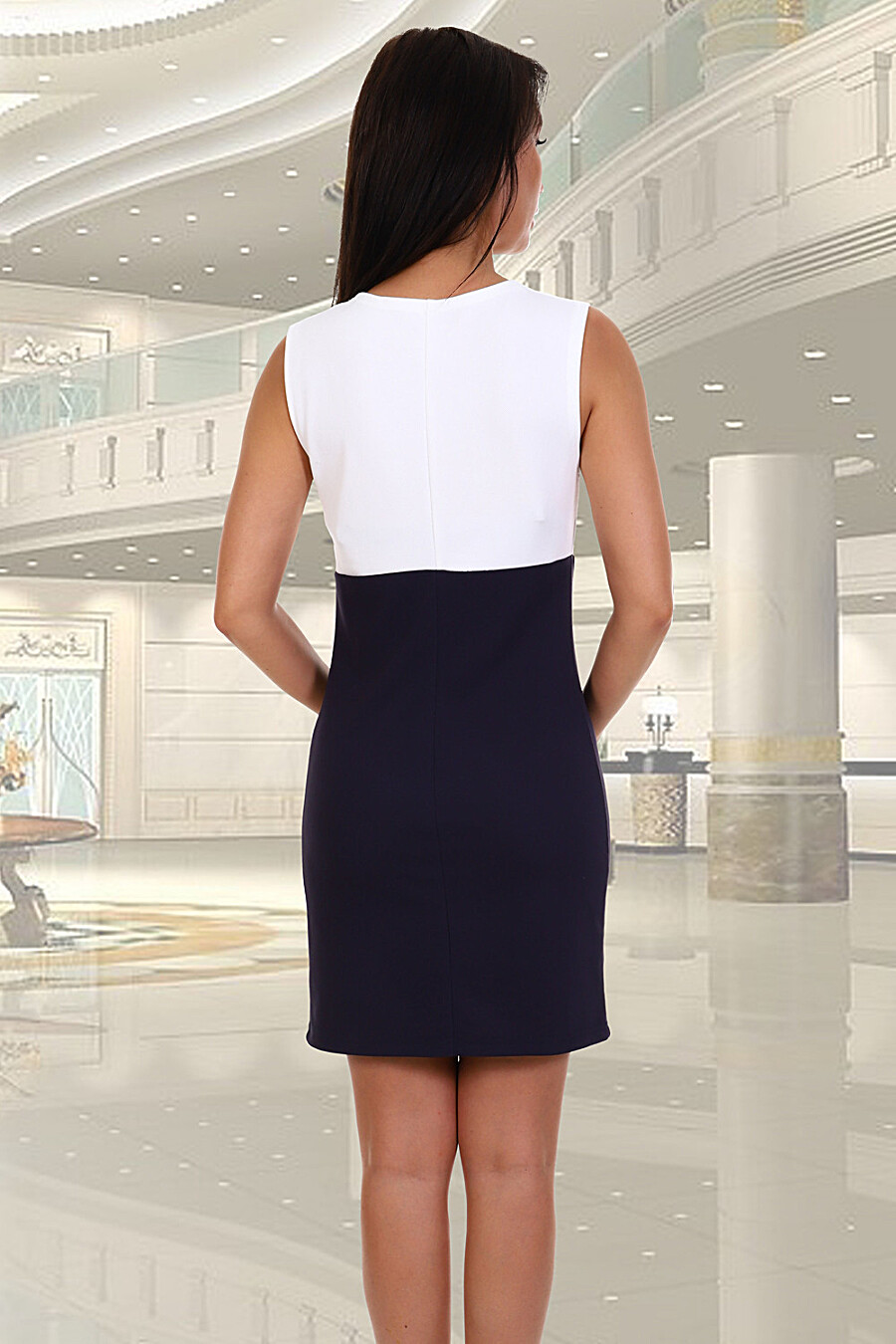 Платье Динара для женщин НАТАЛИ 668156 купить оптом от производителя. Совместная покупка женской одежды в OptMoyo
