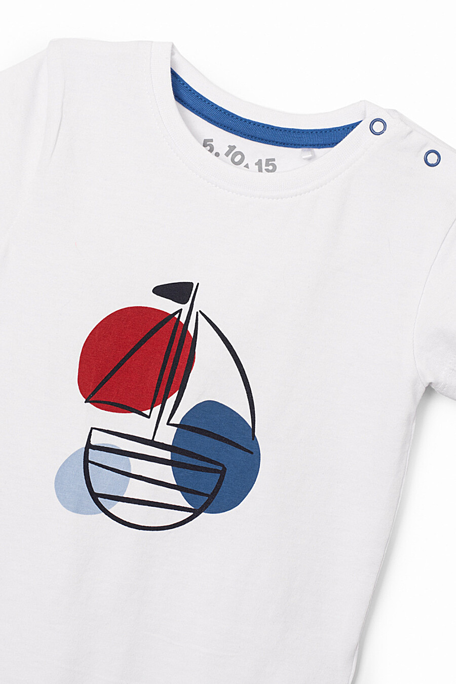 Боди для мальчиков 5.10.15 668501 купить оптом от производителя. Совместная покупка детской одежды в OptMoyo