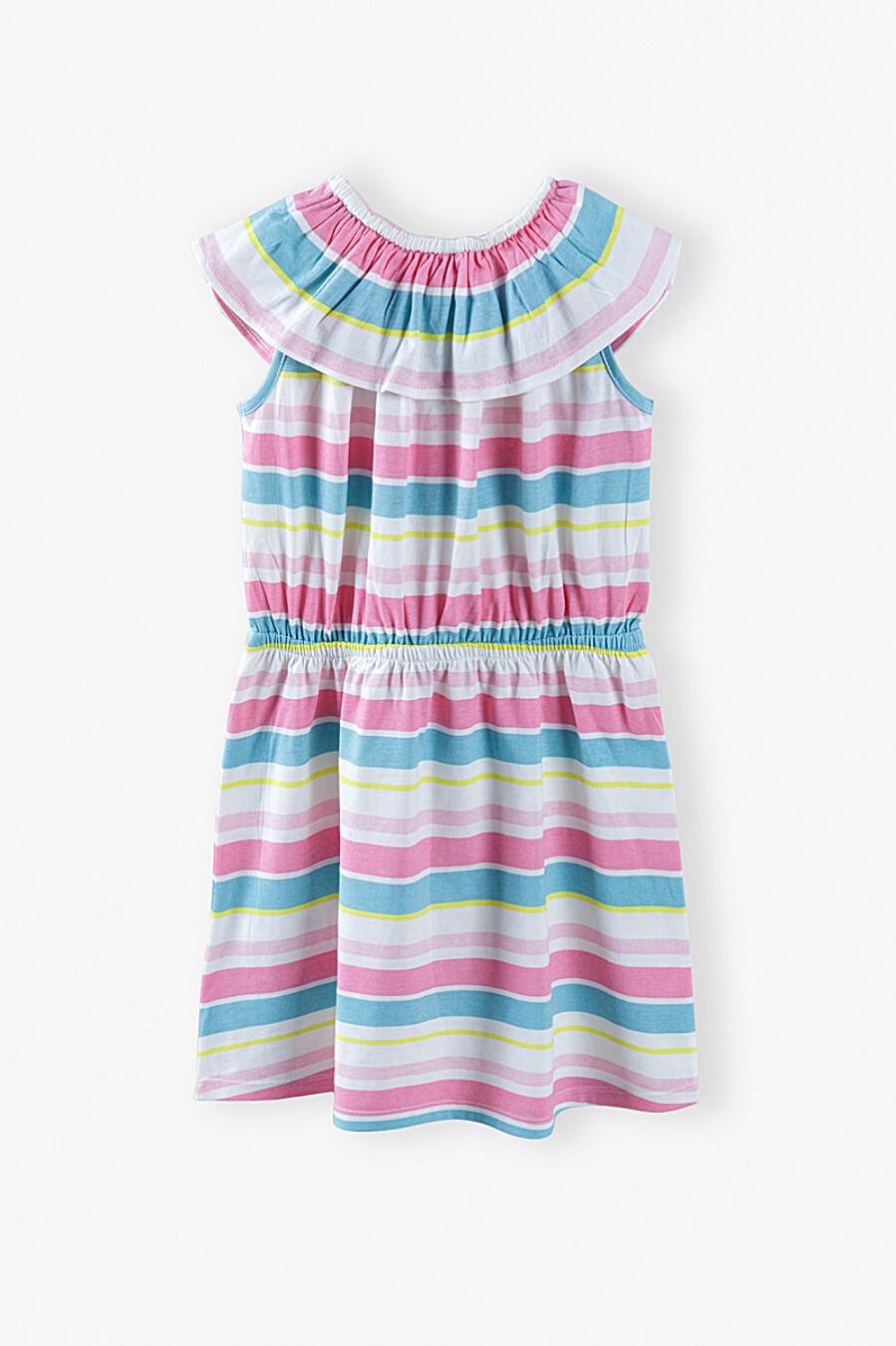 Платье для девочек 5.10.15 668614 купить оптом от производителя. Совместная покупка детской одежды в OptMoyo