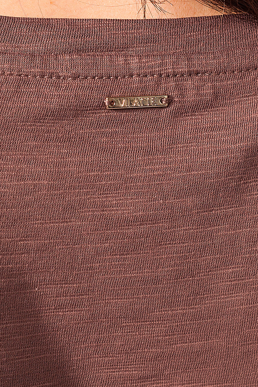 Футболка для женщин VILATTE 668647 купить оптом от производителя. Совместная покупка женской одежды в OptMoyo