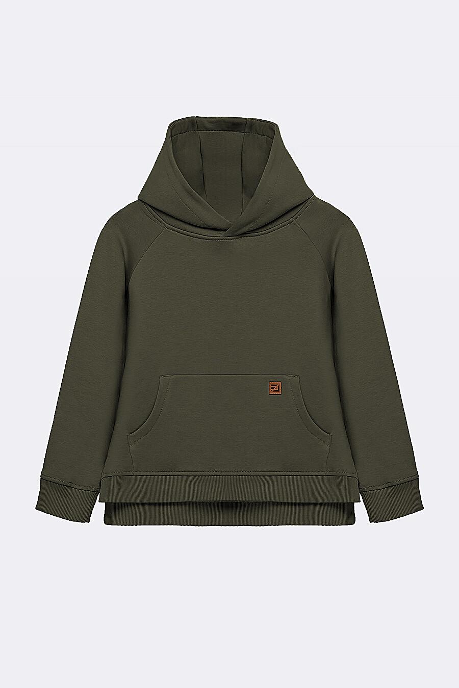 Худи для мальчиков EZANNA 682067 купить оптом от производителя. Совместная покупка детской одежды в OptMoyo