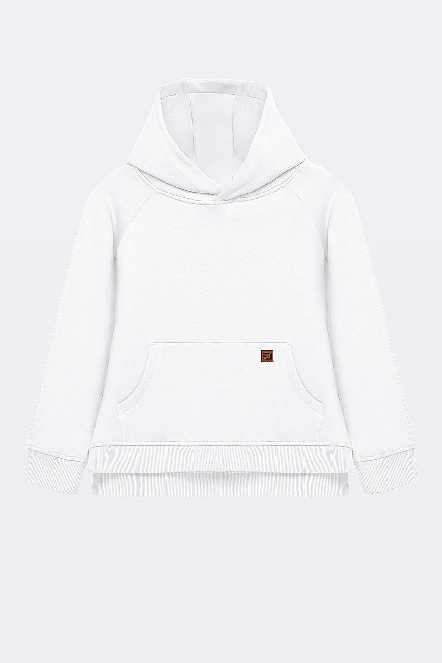 Худи для мальчиков EZANNA 682071 купить оптом от производителя. Совместная покупка детской одежды в OptMoyo