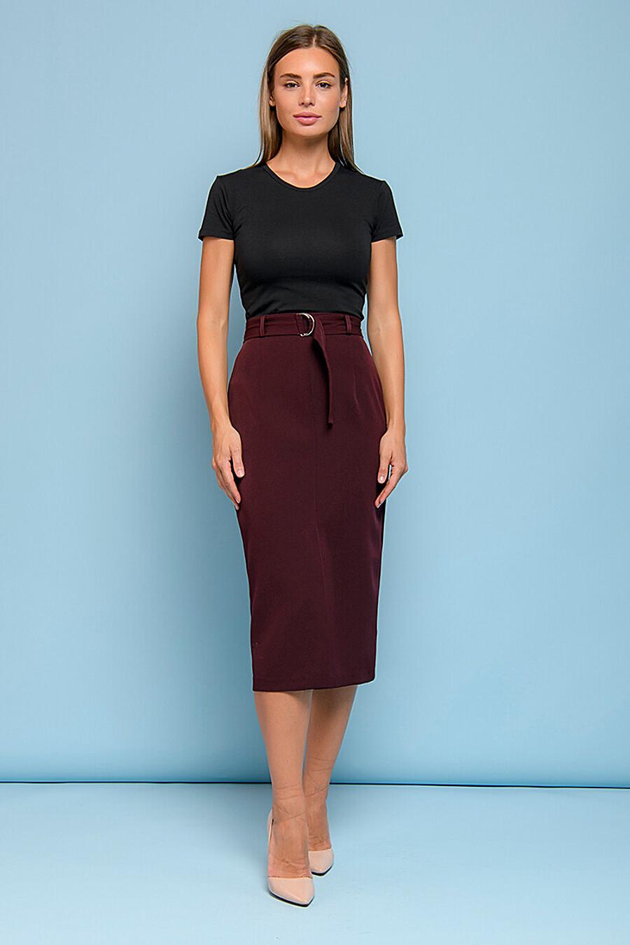 Юбка для женщин 1001 DRESS 682113 купить оптом от производителя. Совместная покупка женской одежды в OptMoyo