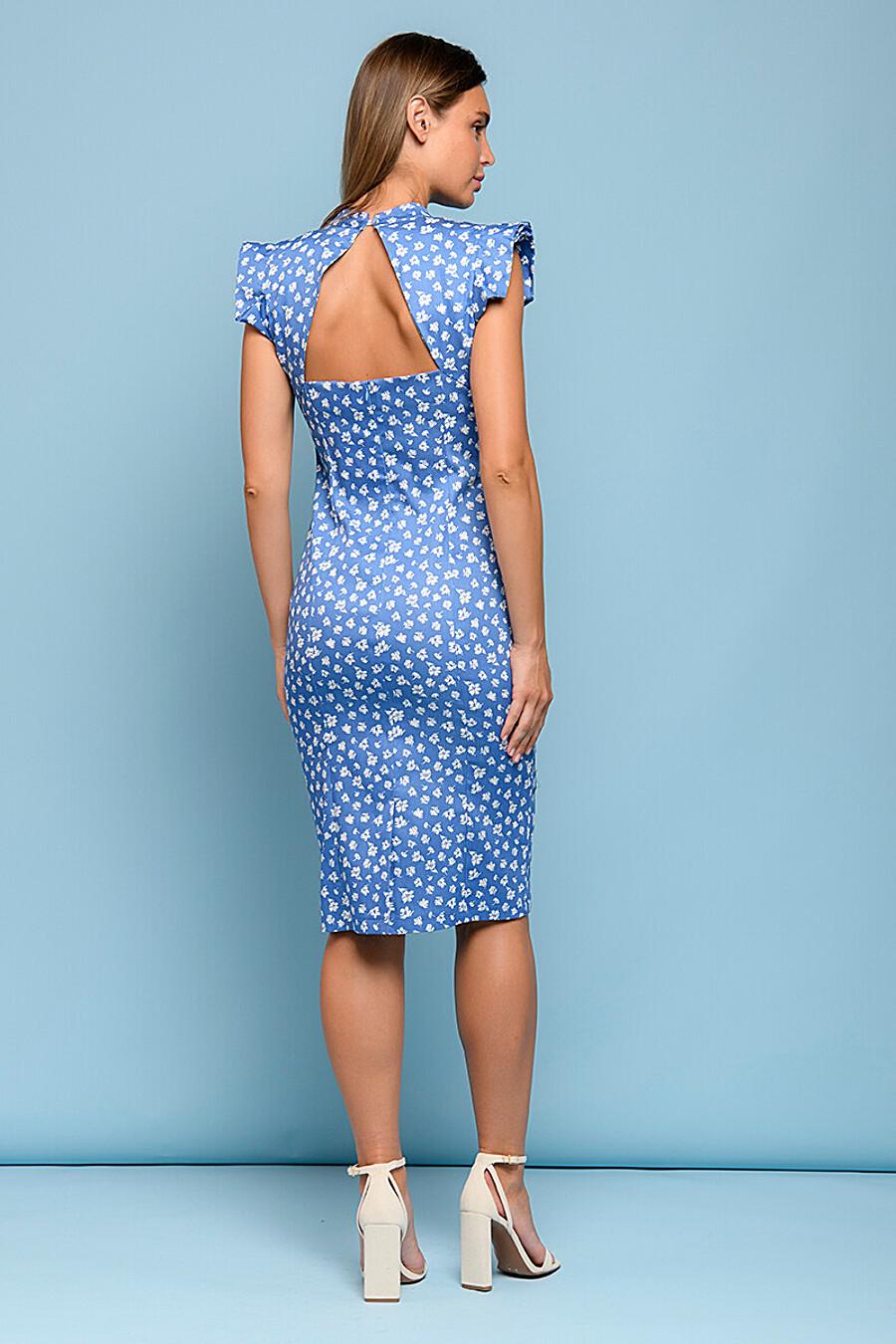 Платье для женщин 1001 DRESS 682114 купить оптом от производителя. Совместная покупка женской одежды в OptMoyo