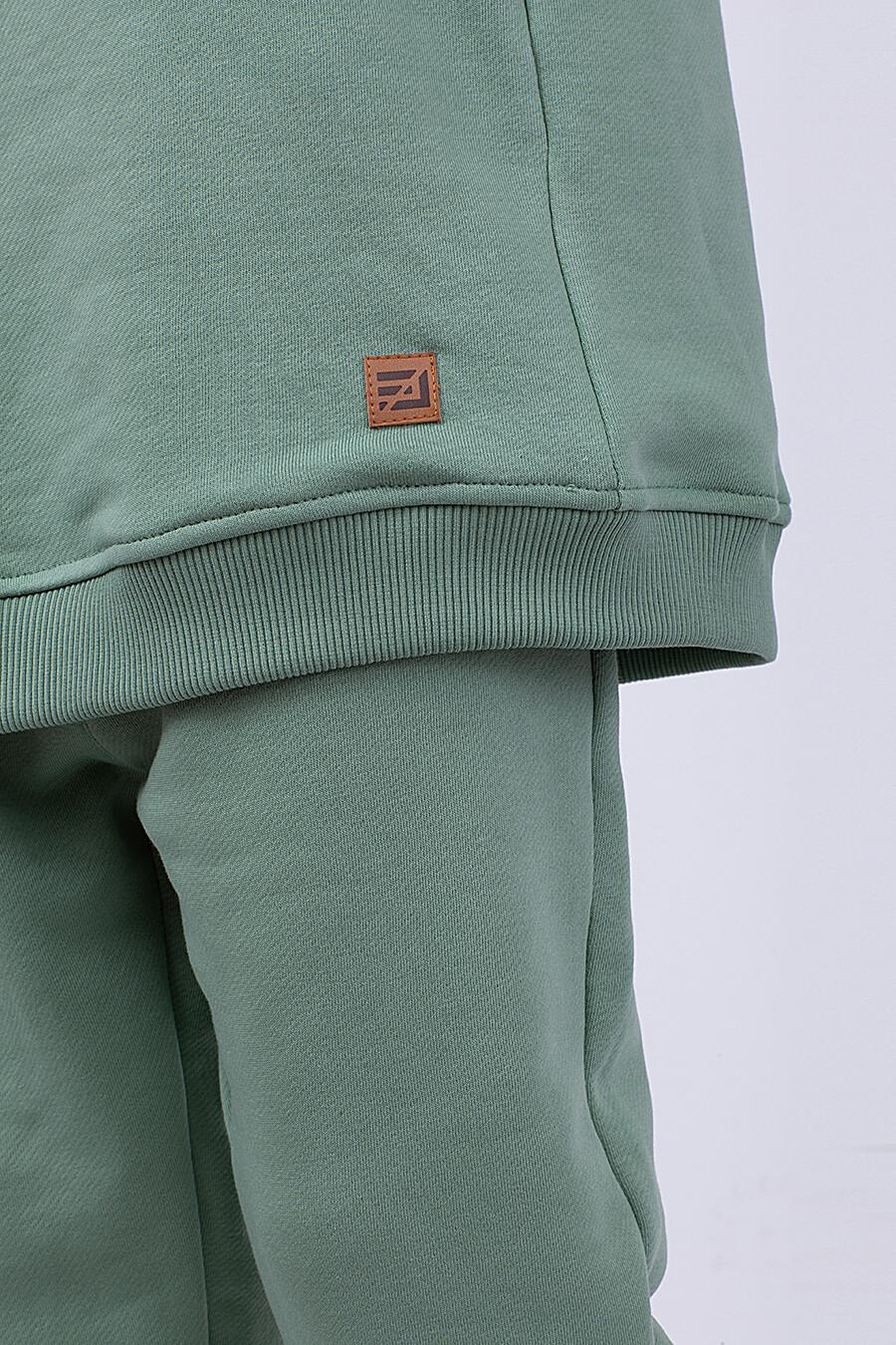 Худи для мальчиков EZANNA 682305 купить оптом от производителя. Совместная покупка детской одежды в OptMoyo
