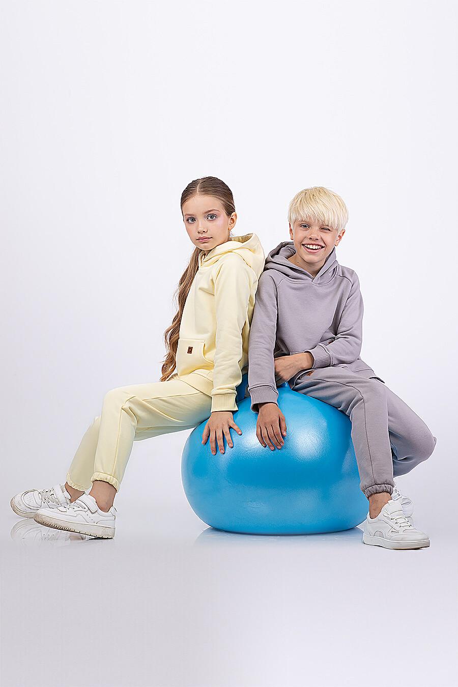 Брюки для мальчиков EZANNA 682368 купить оптом от производителя. Совместная покупка детской одежды в OptMoyo