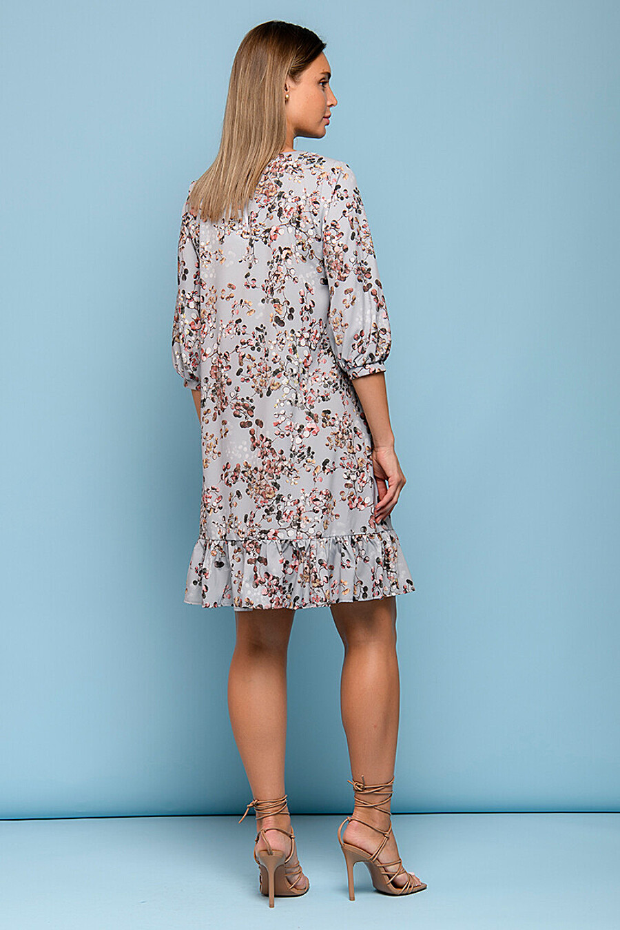 Платье для женщин 1001 DRESS 682446 купить оптом от производителя. Совместная покупка женской одежды в OptMoyo