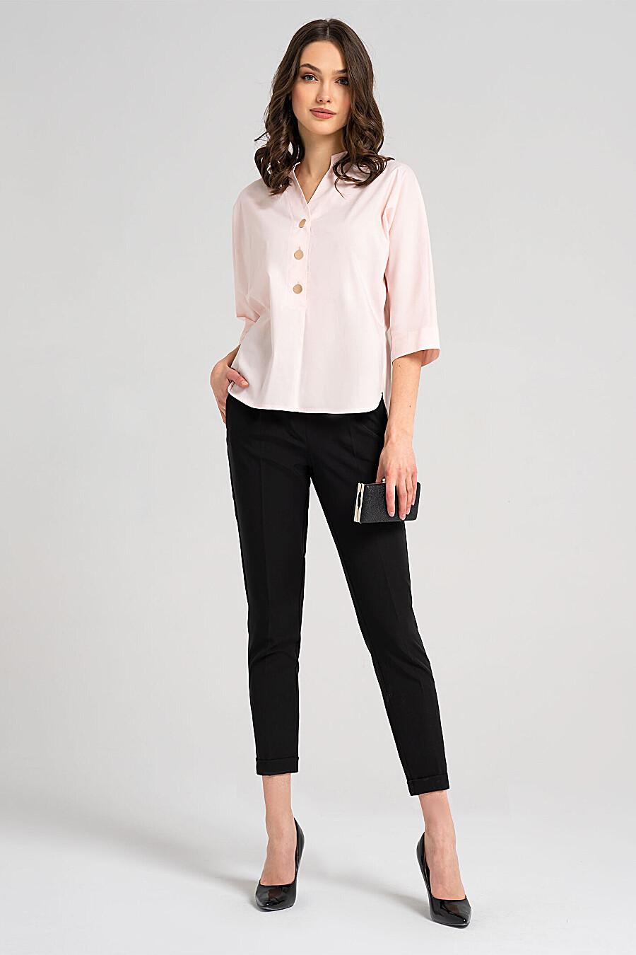 Блуза для женщин PANDA 682455 купить оптом от производителя. Совместная покупка женской одежды в OptMoyo
