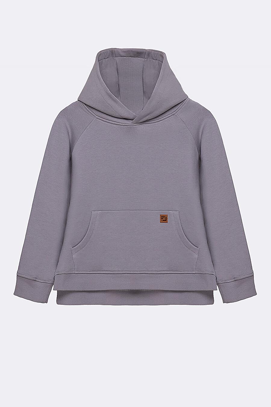 Костюм(Худи+Брюки) для девочек EZANNA 682533 купить оптом от производителя. Совместная покупка детской одежды в OptMoyo
