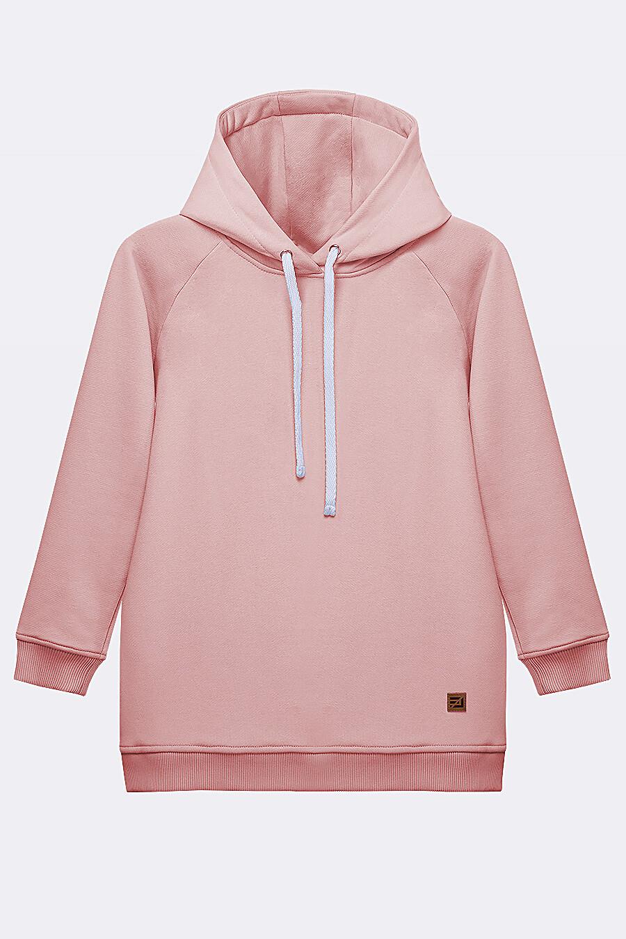 Худи для девочек EZANNA 682572 купить оптом от производителя. Совместная покупка детской одежды в OptMoyo