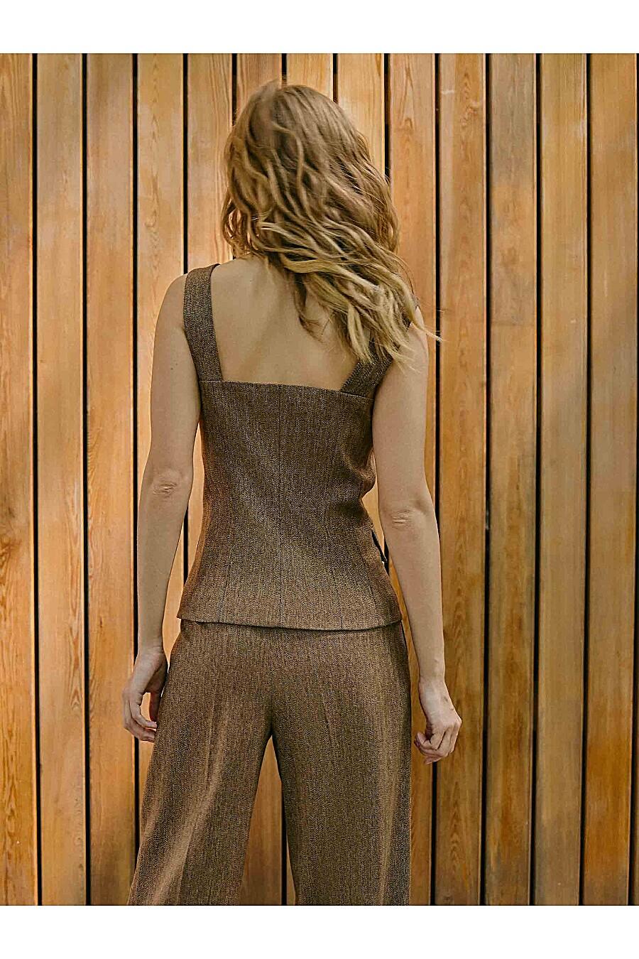 Жилет для женщин CALISTA 682622 купить оптом от производителя. Совместная покупка женской одежды в OptMoyo
