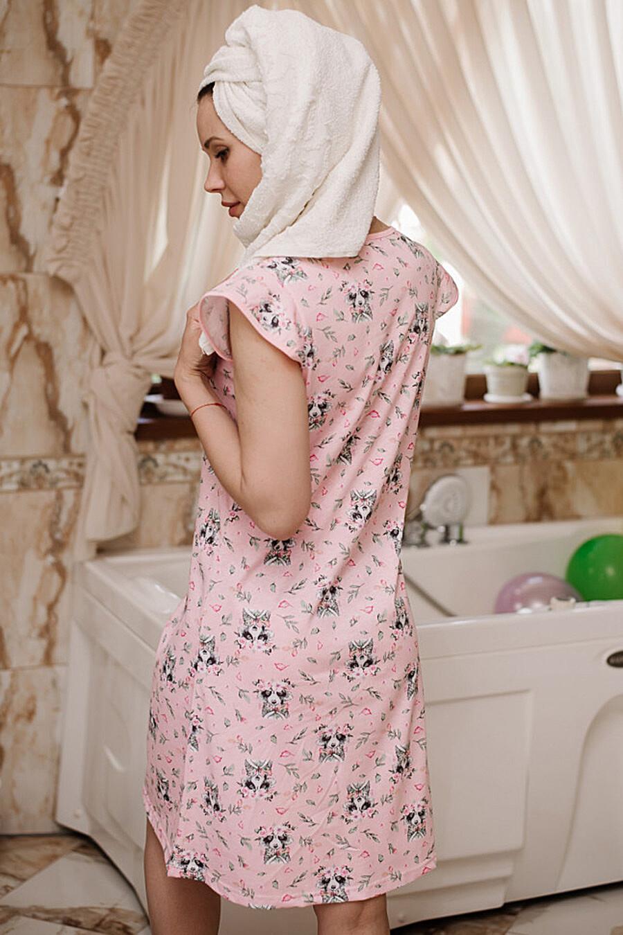 Сорочка для женщин ALTEX 682679 купить оптом от производителя. Совместная покупка женской одежды в OptMoyo
