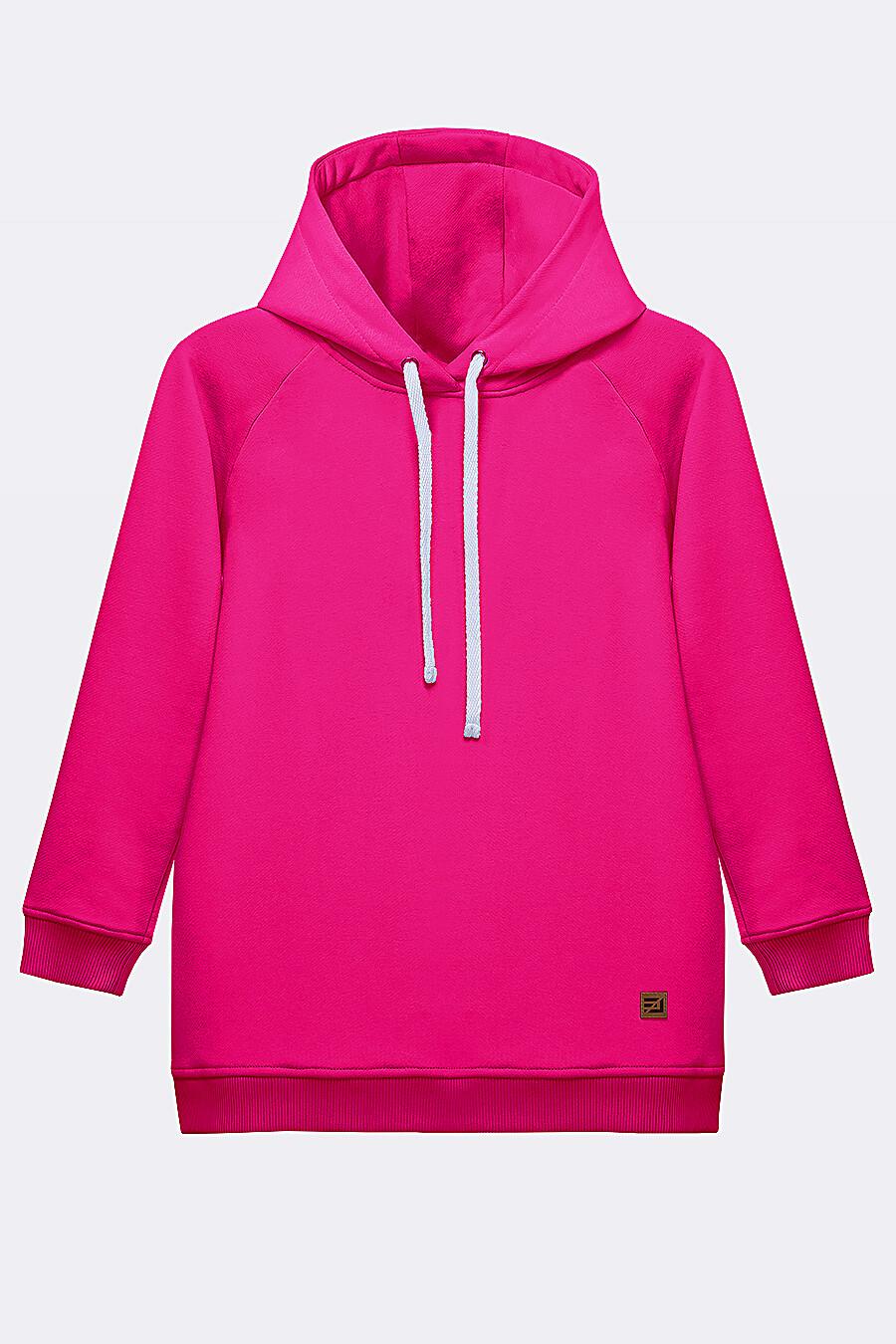 Костюм(Худи+Брюки) для девочек EZANNA 682731 купить оптом от производителя. Совместная покупка детской одежды в OptMoyo