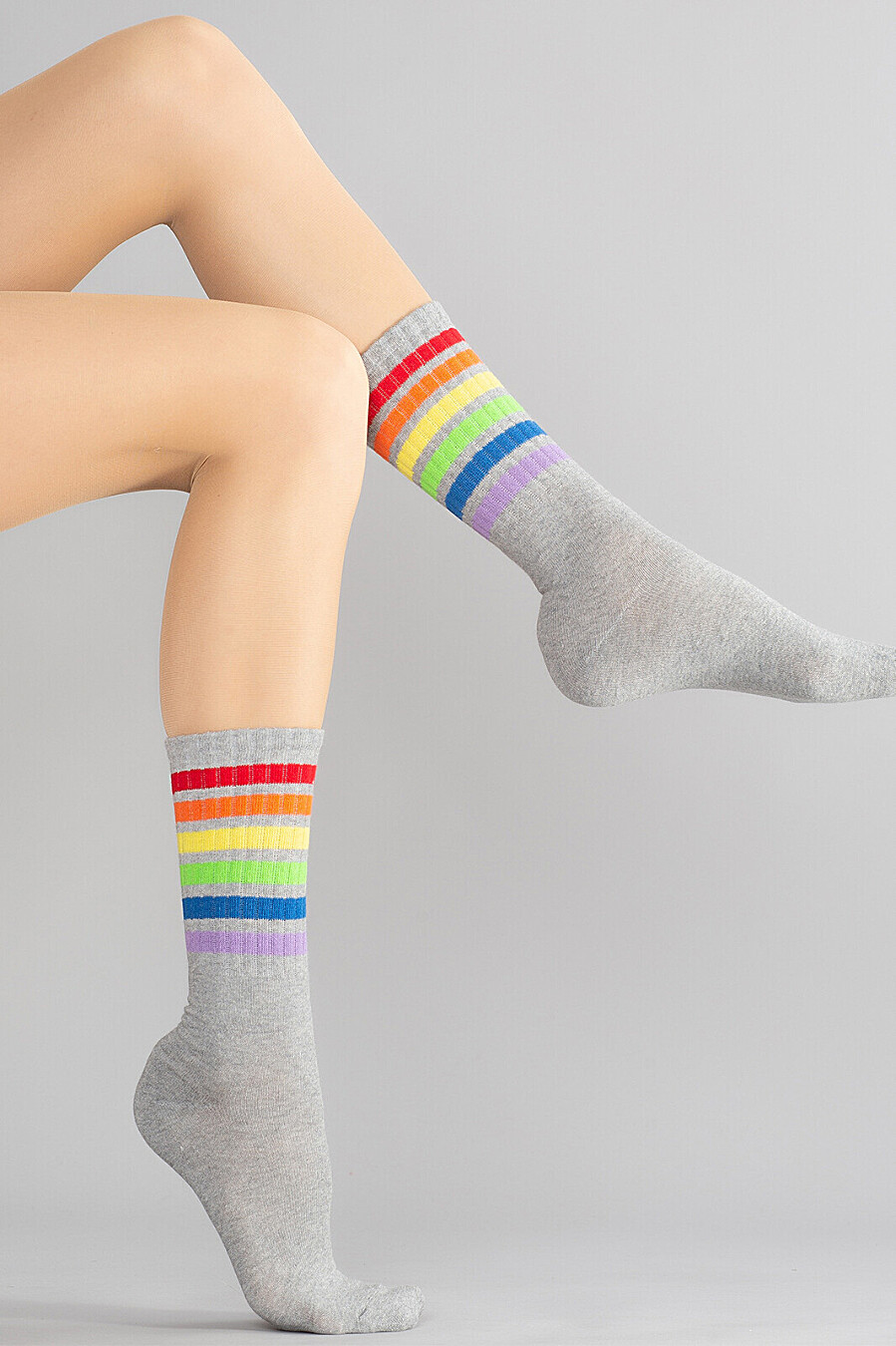Носки для женщин GIULIA 682800 купить оптом от производителя. Совместная покупка женской одежды в OptMoyo