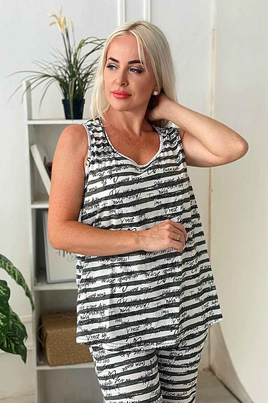 Майка 9075 для женщин НАТАЛИ 682834 купить оптом от производителя. Совместная покупка женской одежды в OptMoyo